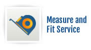 Measure and Fit Service