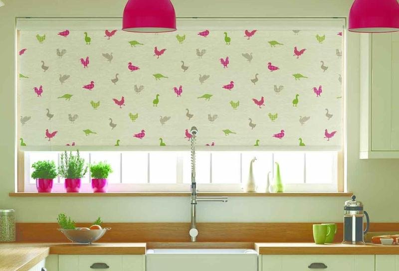 Feathered Friends Applel Roller Blind Quality Made To