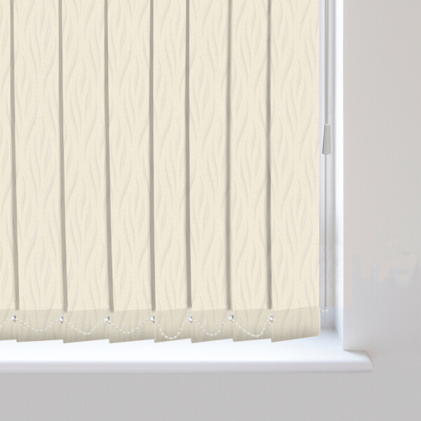 Legacy Ivory Replacement Vertical Blind Slats Available