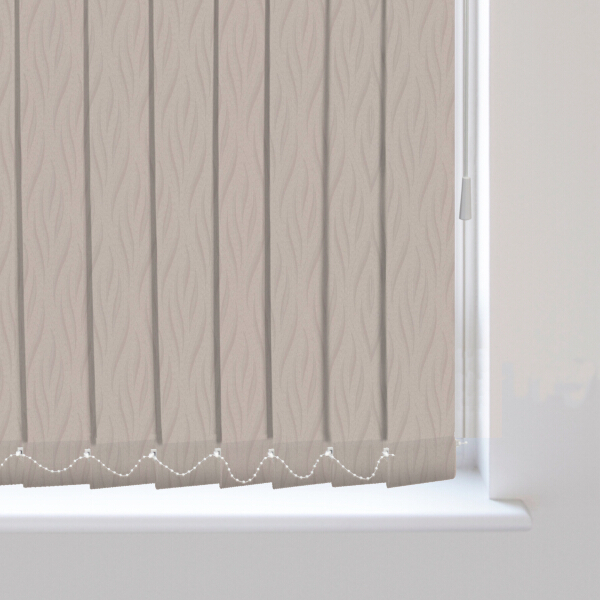 Legacy Stone Replacement Vertical Blind Slats Available