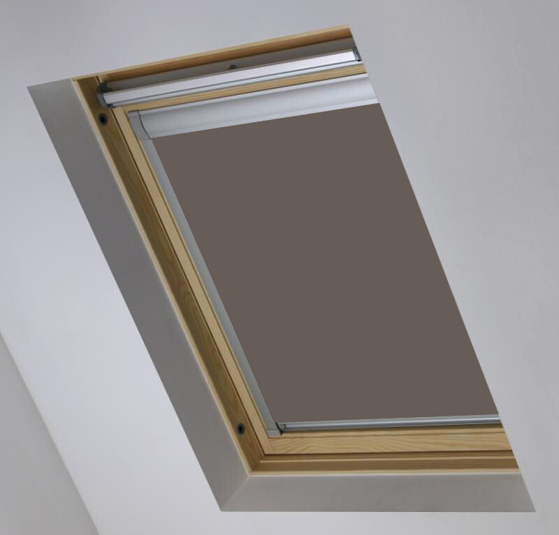 Putty Blackout Blind For Velux Windows