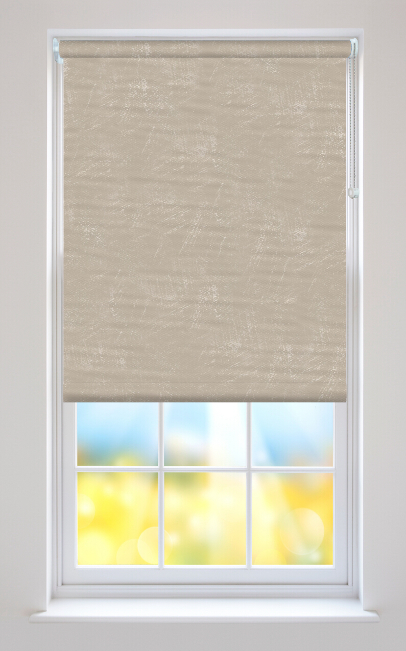 Romany Putty Roller Blinds Available Online In The Uk And