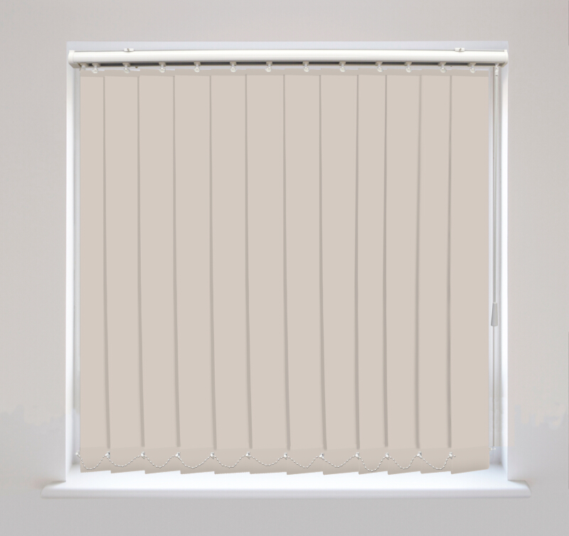 Vitra Mallow Blackout Vertical Blinds Available Online In