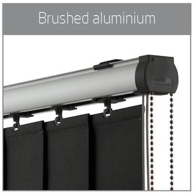 Vogue Brushed Aluminium