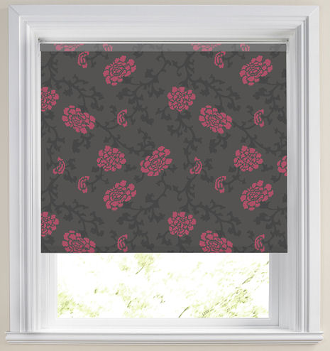 Elise Roller Blinds Buy Elise Peony Roller Blinds