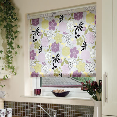Grenada Lilac Roller Blinds Available Online In Uk And Ireland