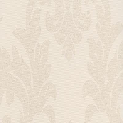 Baroque Sand Cream Floral Roller Blind