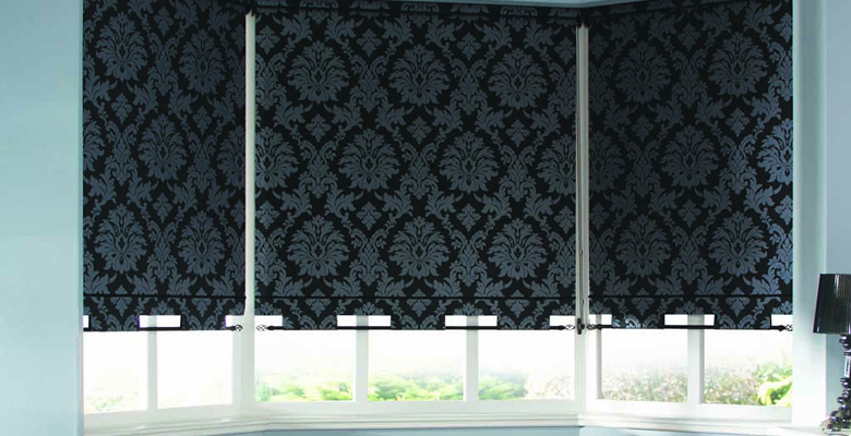 Roller Blinds Uk Patterned Made To Measure Blind Roller