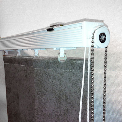 Vertical Blind Replacement Headrail Buy Slimline Headrail