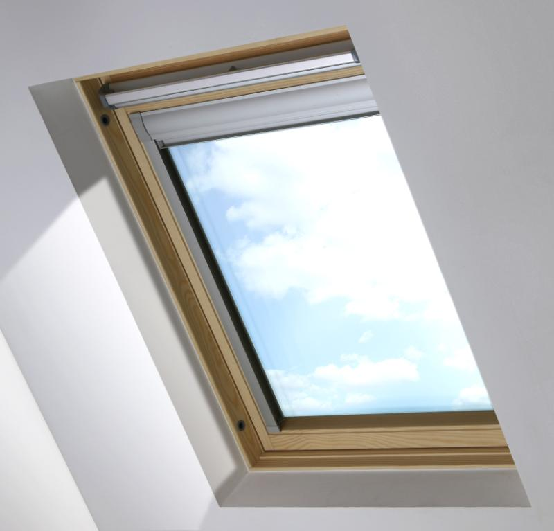 skylight fully open master