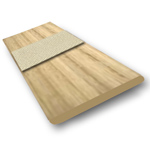 Wooden Blinds Canadian Maple Deluxe