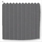Replacement Vertical Blind Slats Lines Charcoal