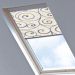 Colt Roto Blinds Scroll Cream(dimout)