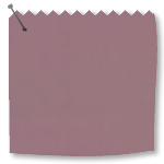 Replacement Vertical Blind Slats Splash Dusty Pink