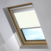 Colt Roto Blinds Unilux Cream