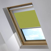 Colt Roto Blinds Unilux Lime