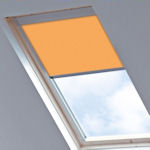 Tudor for Velux Windows Amber Sunset