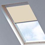 Tudor for Velux Windows Beige
