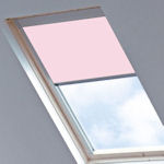 Colt Roto Blinds Blush Pink(dimout)