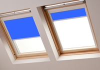 Skylight blinds Fakro Blinds