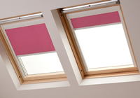 Skylight blinds Colt Roto Blinds