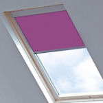 Tudor for Velux Windows Dark Pink