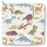 Roller Blinds Dino White