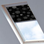 Colt Roto Blinds Elegance Black(dimout)