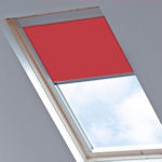 Tudor for Velux Windows Flame Red
