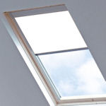 Tudor for Velux Windows Frost White