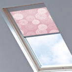 Tudor for Velux Windows Gardenia Petal