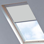 Tudor for Velux Windows Grey Whisper