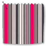Roller Blinds Hepburn Cranberry
