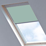 Tudor for Velux Windows Herb Green