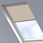 Tudor for Velux Windows Hessian