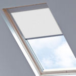Tudor for Velux Windows Ivory