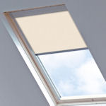Tudor for Velux Windows Latte