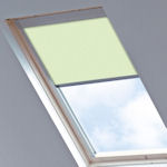 Tudor for Velux Windows Light Green