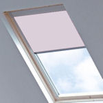 Tudor for Velux Windows Lilac