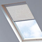 Tudor for Velux Windows Metz White