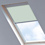 Tudor for Velux Windows Mint Green