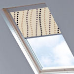 Tudor for Velux Windows Rio Ivory