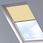 Tudor for Velux Windows Sandy Yellow