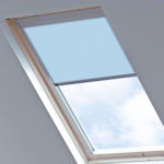 Tudor for Velux Windows Sky Blue