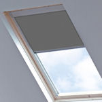 Tudor for Velux Windows Smoldering Charcoal