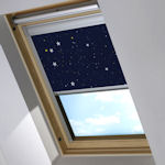 Tudor for Velux Windows Stars At Night