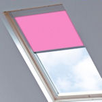 Tudor for Velux Windows Sugar Pink