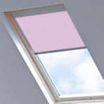 Tudor for Velux Windows Sweet Rose